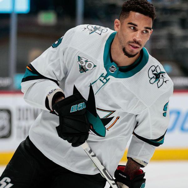 NHL finds no evidence Kane bet on Sharks games