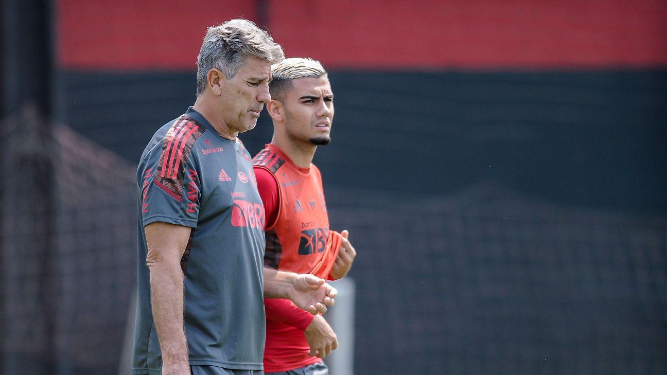 Flamengo enfrenta o Barcelona pela Libertadores com apenas um desfalque
