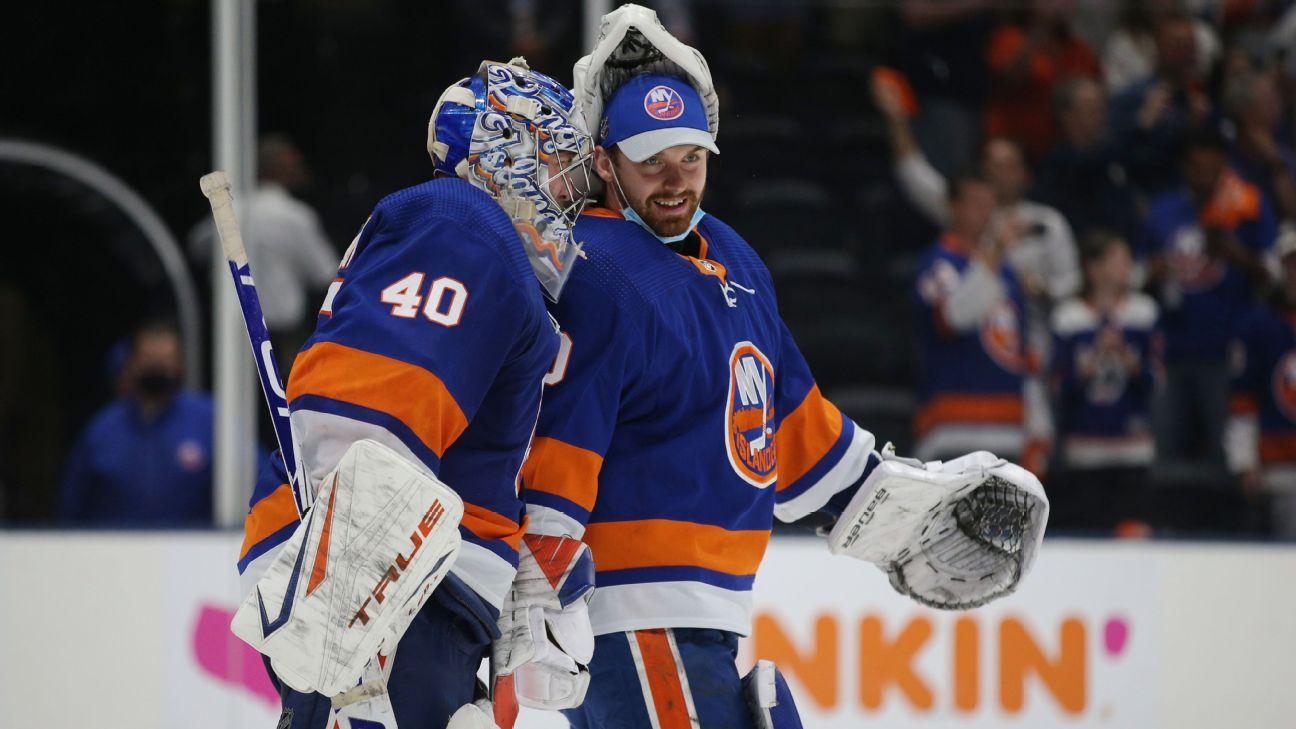 NHL goalie tandem rankings: Why the Islanders reign supreme
