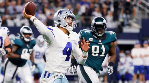 After domination of Eagles: How 'bout them Cowboys?