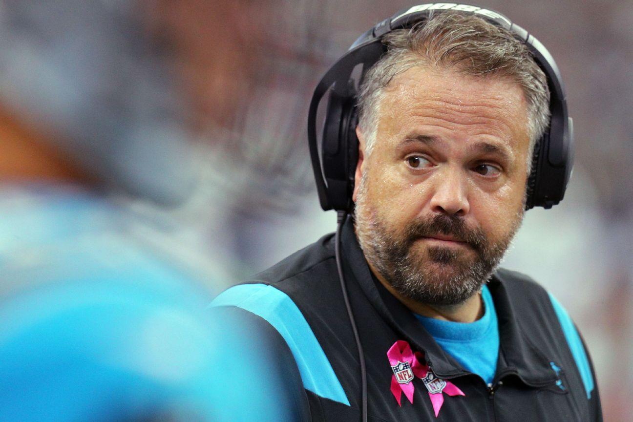 NFL - Matt Rhule