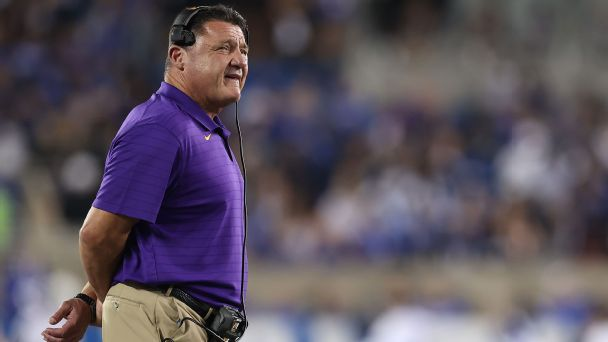 Bad hires, a 'broken' culture and the swift conclusion to Ed Orgeron's LSU tenure