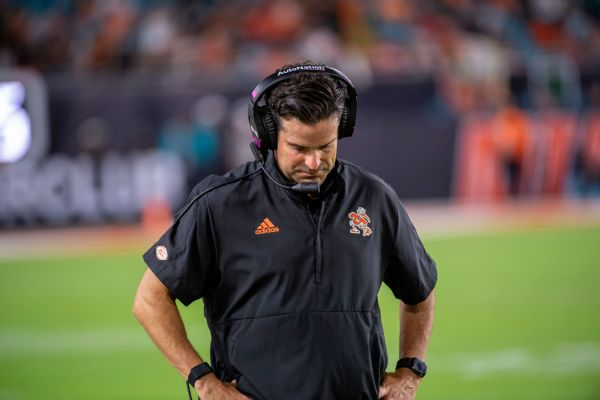 Canes AD on Diaz: Everyone being evaluated
