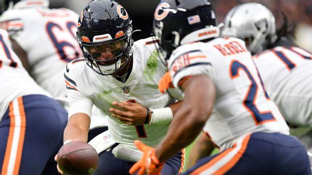 Bears handoff Raiders
