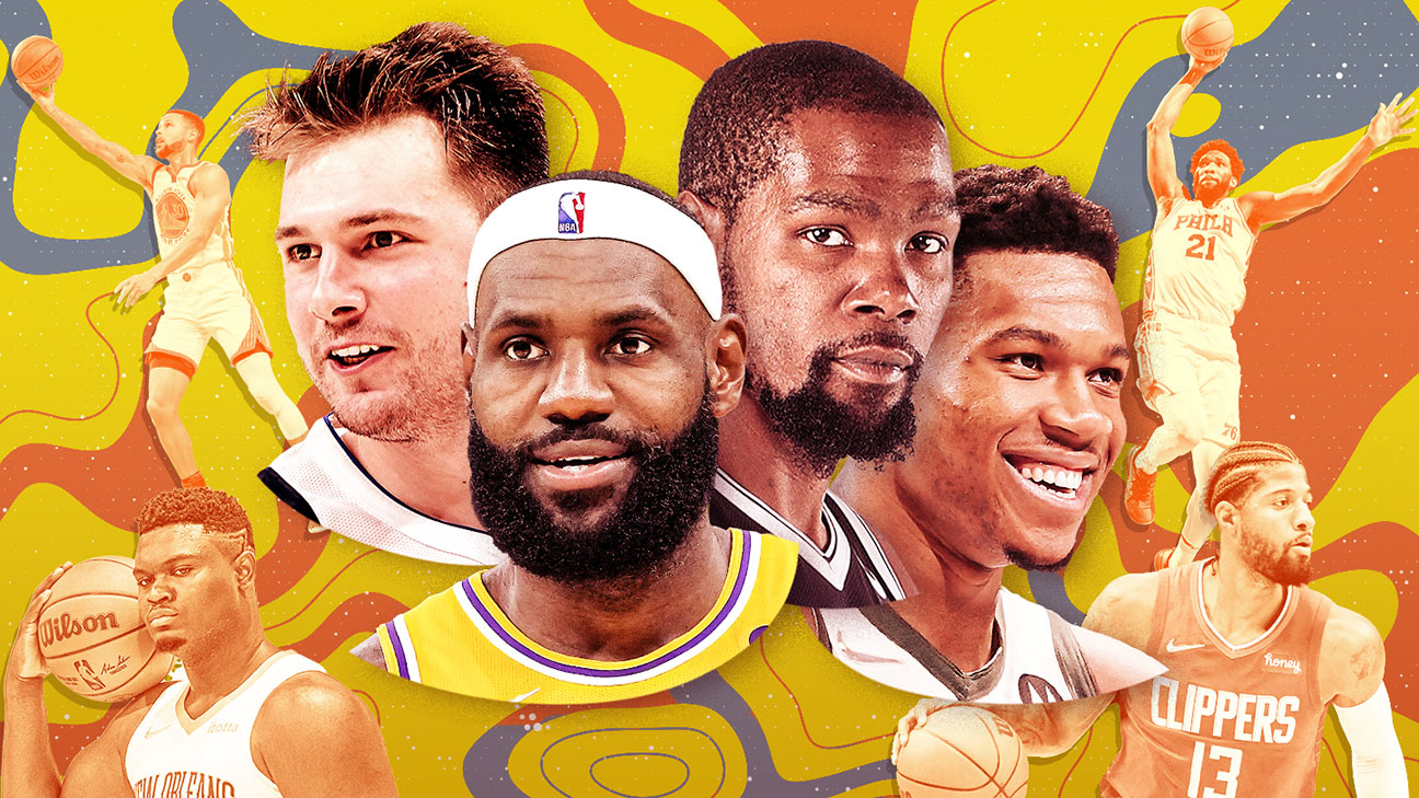 NBA Power Rankings, projections and intel for all 30 teams