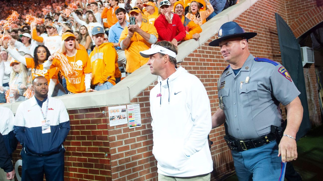 'Welcome to my world': Behind the scenes of Lane Kiffin's raucous Tennessee homecoming