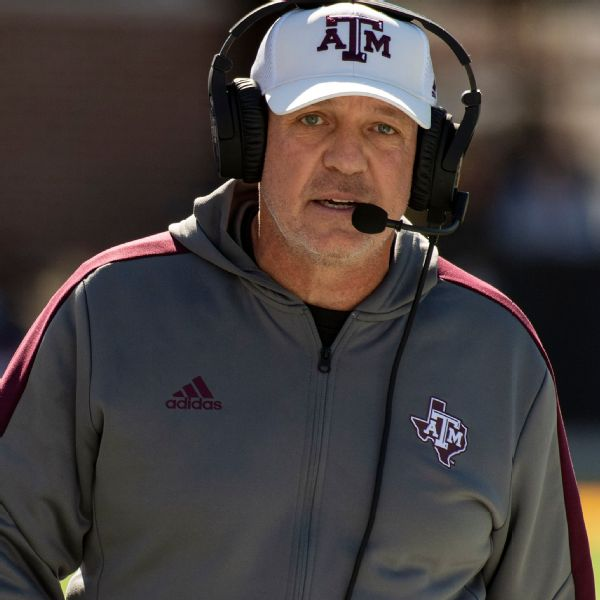 Fisher dismissive of LSU talk, loves 'being at A&M'