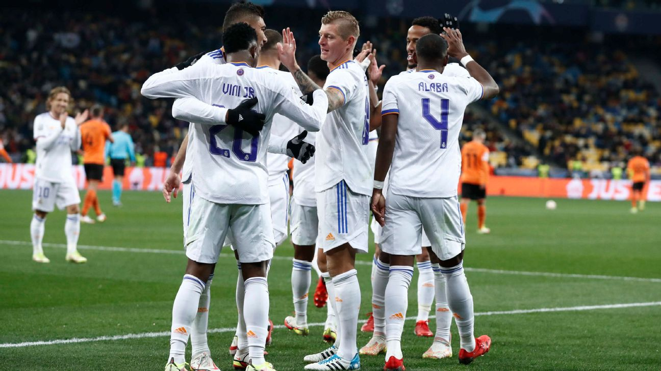 Real Madrid laud win as 'Clasico' vs. Barca looms