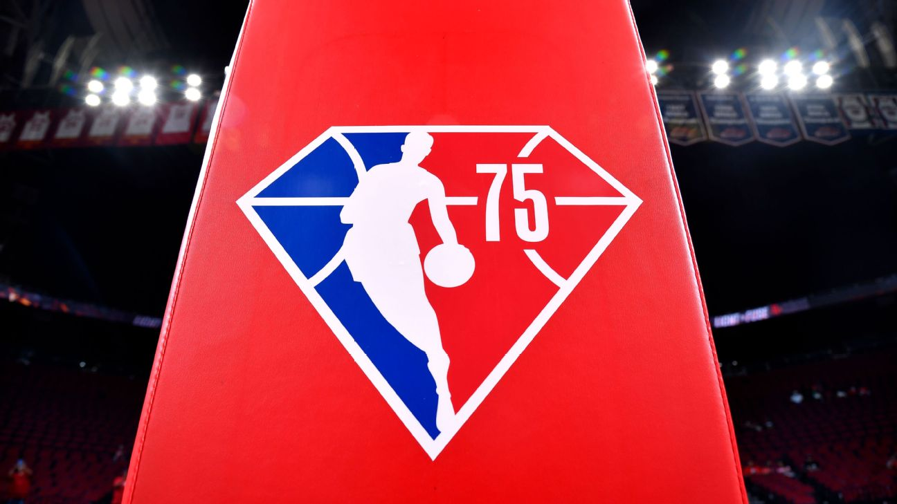 NBA75: Meet the best players in league history