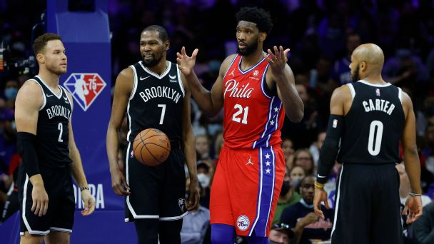 No point guards, some problems: What to expect from Nets, Sixers after two games