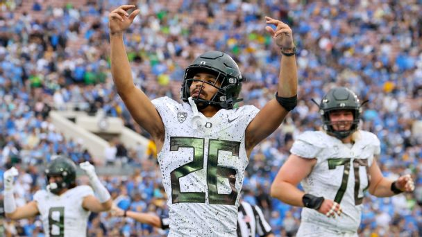 Week 8 takeaways: What we learned about Oregon, Pitt, Ohio State and more