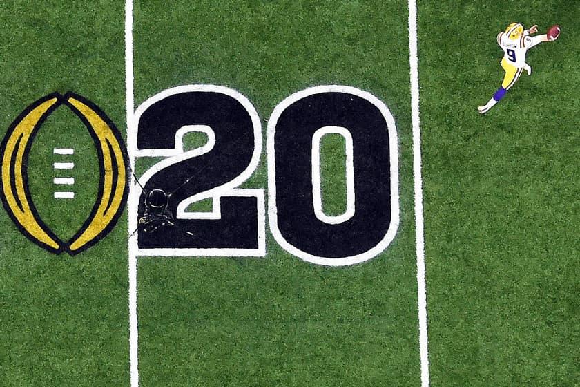 Images sportives de 2020  - Foot 2020