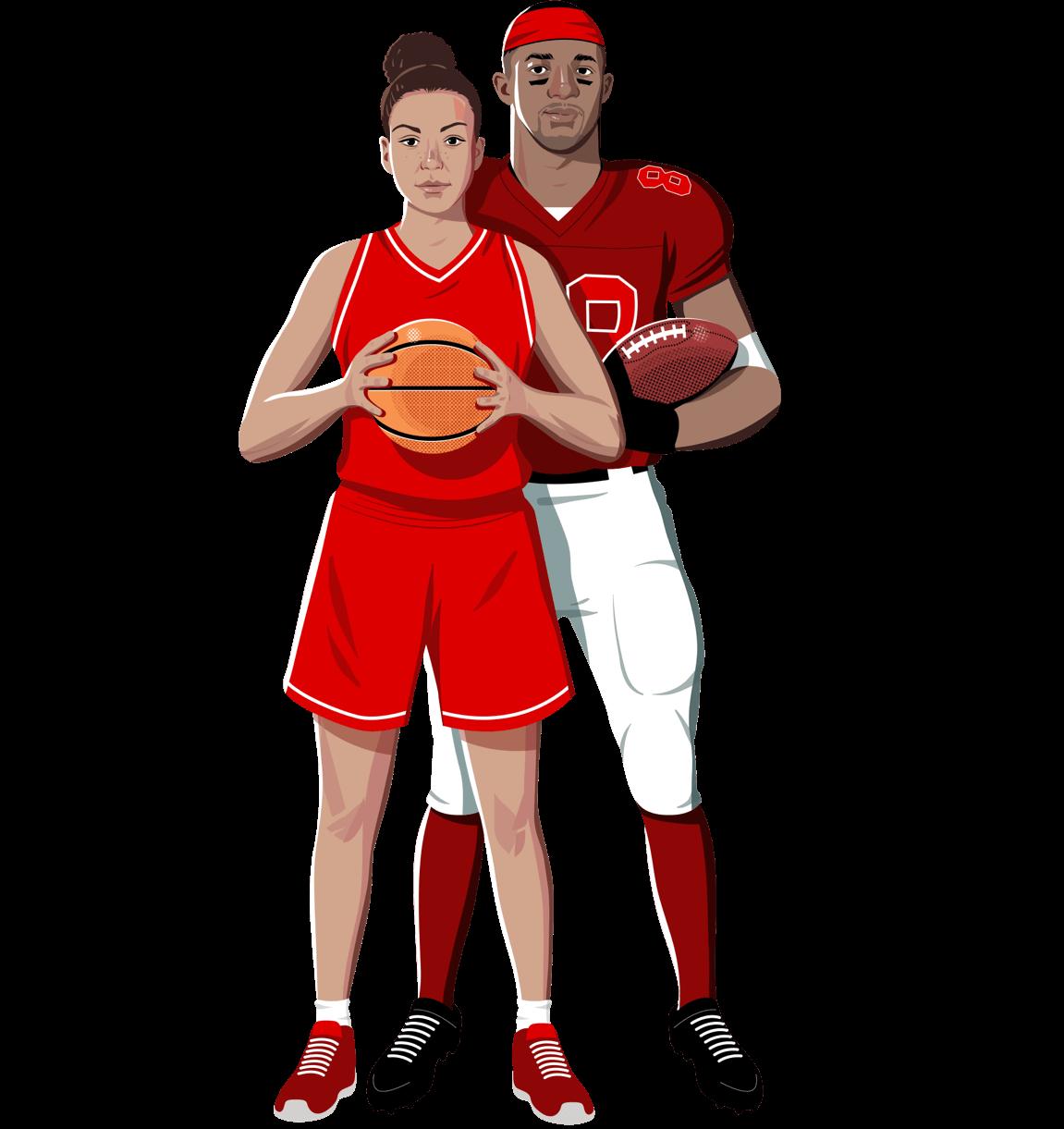 Scholarship Athlete