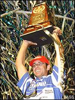 Mike Iaconelli Classic champion